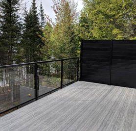 Duradek walkable PVC Roof Deck Membranes
