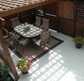 Create the perfect outdoor living space with Duradek
